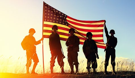 Veterans voices page