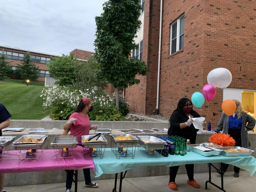 Mercy Celebrates Hispanic Heritage Month With Food and Dance