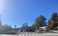 Faulty Laundry Machine Forces Hudson Hall Evacuation